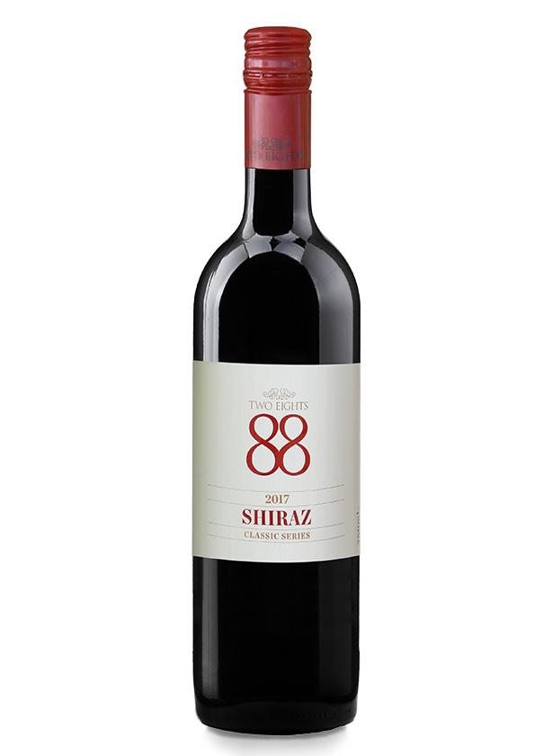 88 (Two Eights) Classics SHIRAZ 2017