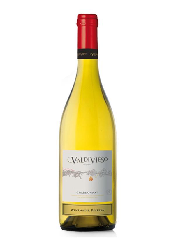VALDIVIESO Winemaker Reserva CHARDONNAY 2017
